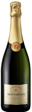 Moutardier Champagne Carte d'Or Brut